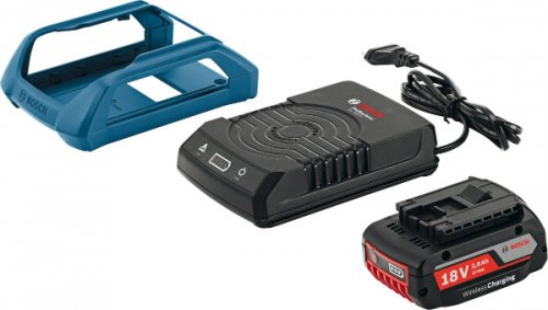 Batteria Bosch Professional GBA 18V 2Ah + GAL1830W wireless