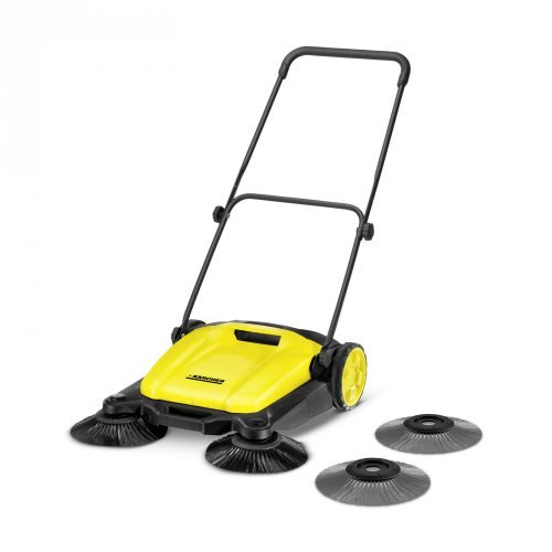 Spazzatrice manuale a spinta Karcher S650 2 in 1