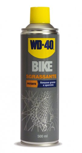 WD40 BIKE Solvente sgrassante ml 500