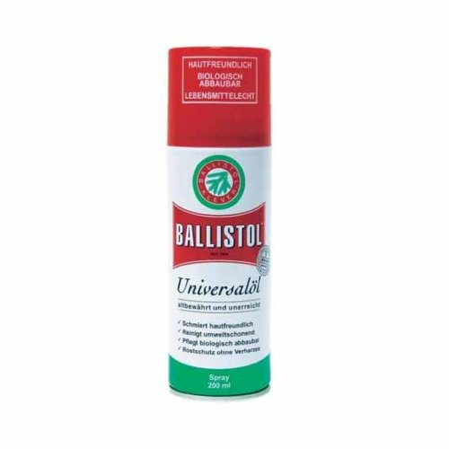 Olio Universale Spray 10 in 1 Ballistol 200ml