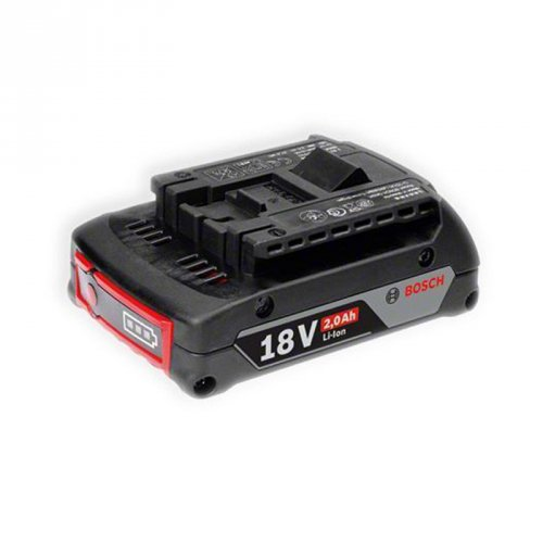 Batteria Bosch Professional 18V 2,0 Ah litio