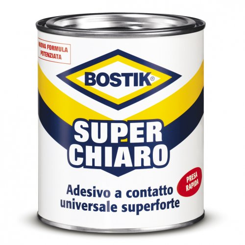 Bostik adesivo Superchiaro latta 750ML