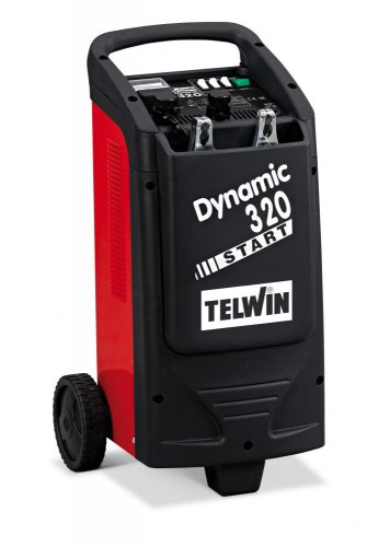 Caricabatterie Telwin Dynamic 320 Start