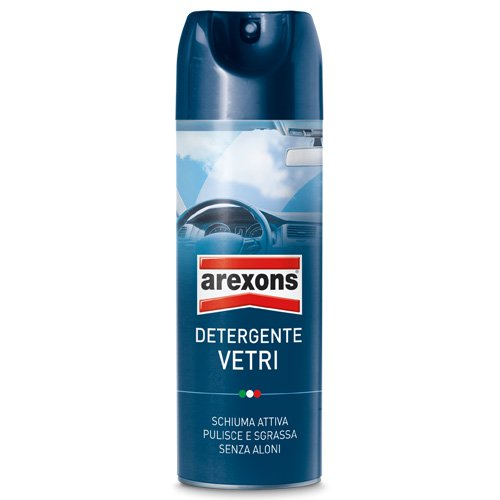 Detergente spray vetri auto Arexons 200 ml