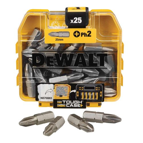 DEWALT DT71522 SET 25 INSERTI STANDARD PH2 25MM