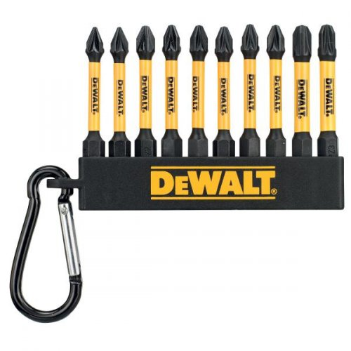DEWALT DT7276-QZ - SET 10 INSERTI FLEX TORQ 50MM