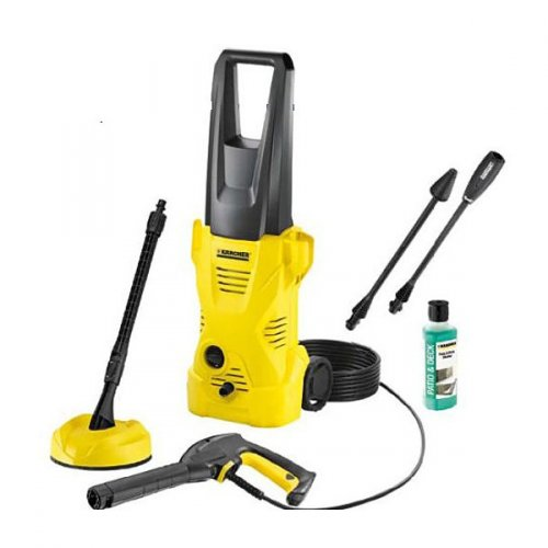 Idropulitrice acqua fredda Karcher K2 + Kit casa - OUTLET