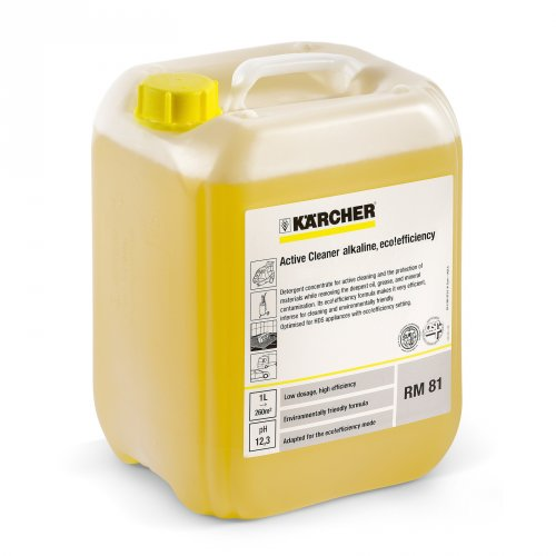 Detergente Karcher RM81 ASF 10 Litri Eco Efficiency