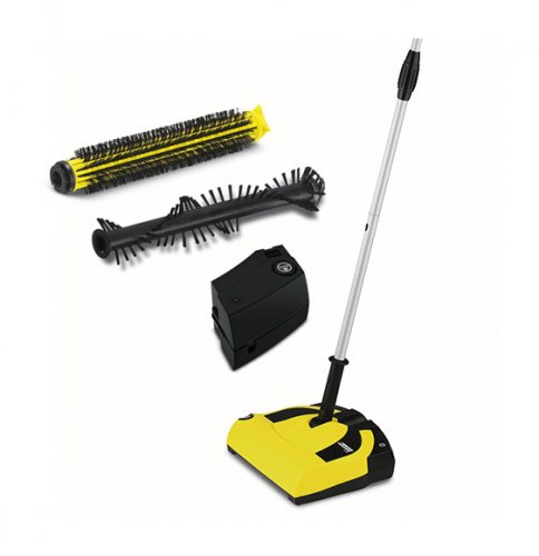 Scopa a batteria Karcher K 55 PET Plus