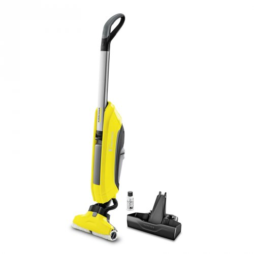 Lavasciuga pavimenti a batteria Karcher FC5 Cordless - Cash back