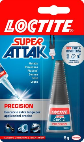 Loctite colla Super Attak Precision 5gr