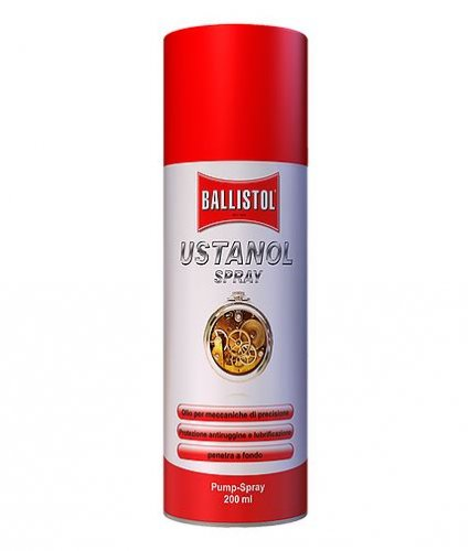 Ustanol Olio neutro spray Ballistol 200ml