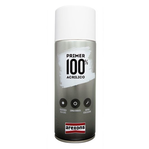 Primer acrilico fondo antiruggine grigio 400ml