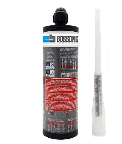 Resina bicomponente Bossong Poly SF 400ml