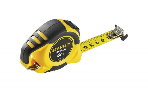 Flessometro Stanley Max 5 mt STHT0-36117