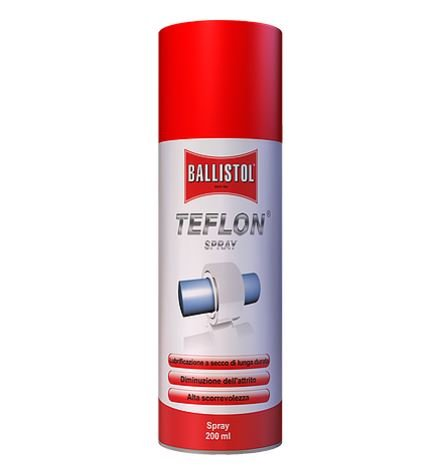 Teflon lubrificante spray Ballistol 200ml