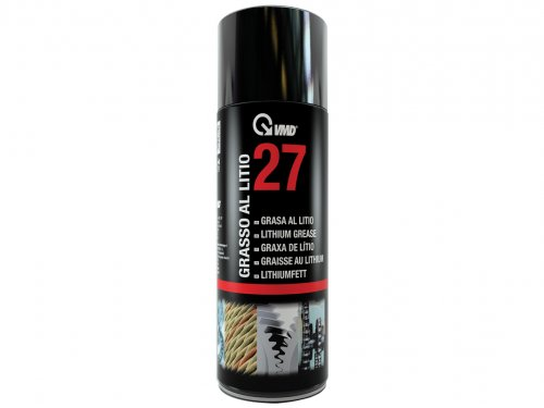 Grasso spray al Litio VMD 27 ml400