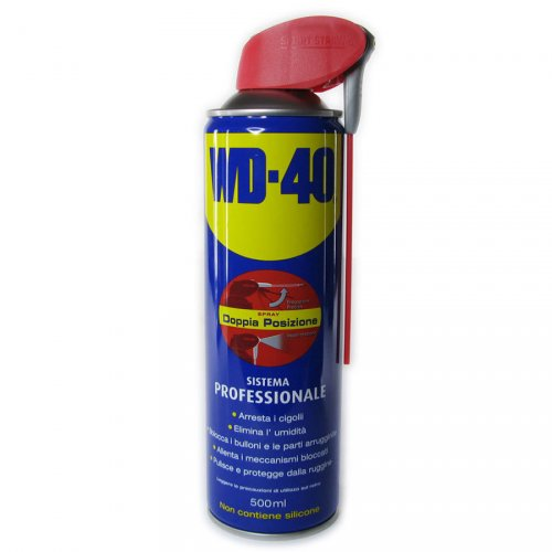 WD 40 Lubrificante Spray ml500