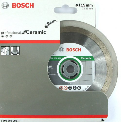Disco diamantato Bosch Professional ø mm 115 Ceramic