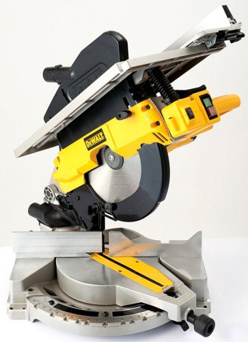 Dewalt D27113 Troncatrice a disco ø 305mm con pianetto