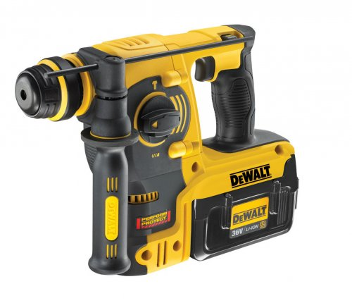 Tassellatore SDS plus 36V Litio Dewalt DCH363D2