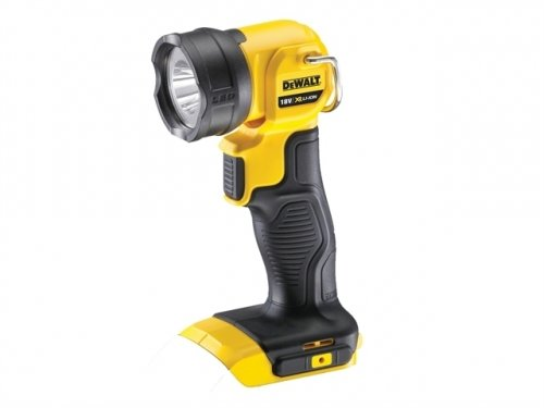 Torcia Led Dewalt DCL 040 18V XR Litio senza batteria