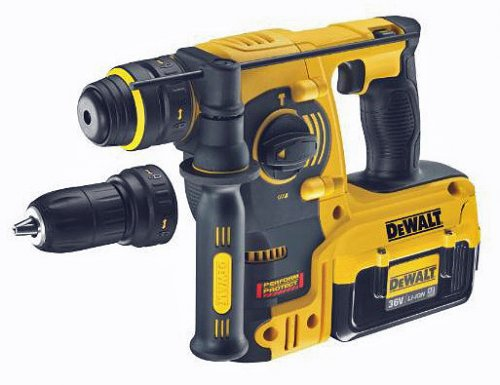 Tassellatore Dewalt DCH364M2 SDS Plus 36V Litio