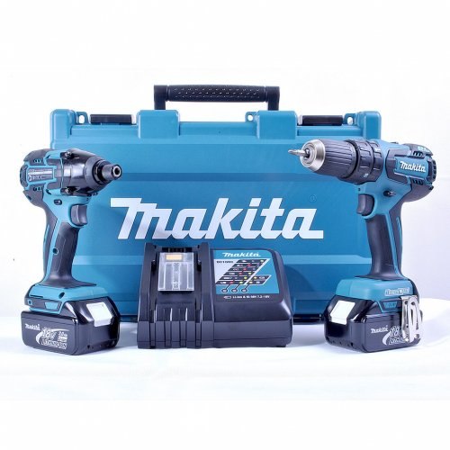Makita DLX2007X Kit Avvitatori 18V LI-ion 3Ah - OUTLET