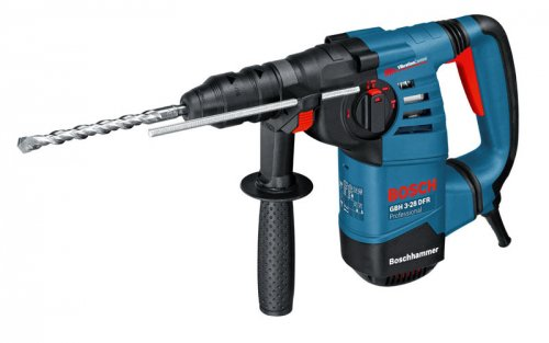 Martello perforatore SDS PLUS Bosch Professional GBH 3-28 DFR