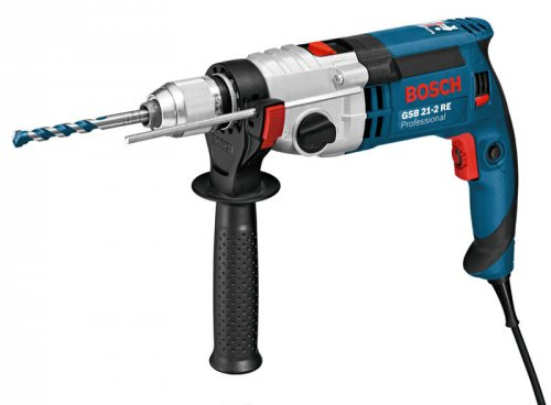 Trapano Bosch Professional GSB 21-2 RE
