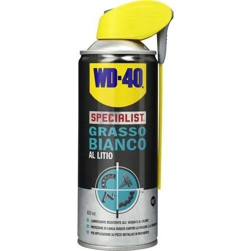 WD40 Grasso spray bianco al Litio 400ml