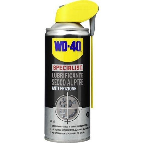 WD40 Lubrificante spray PTFE secco 400ml