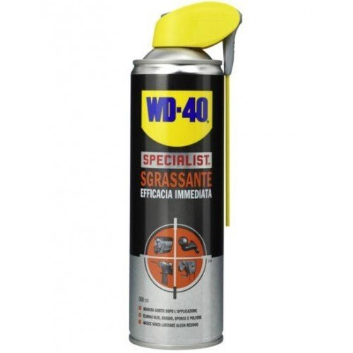 WD 40 Sgrassante spray Efficacia Immediata