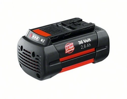 Batteria Bosch Professional 36V/2,6 Ah litio