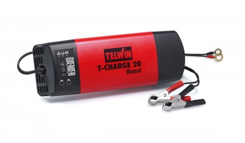 Caricabatterie Telwin T-Charge 20 Boost