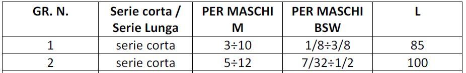 GIRAMASCHIO A CRICCHETTO 3 /> 10