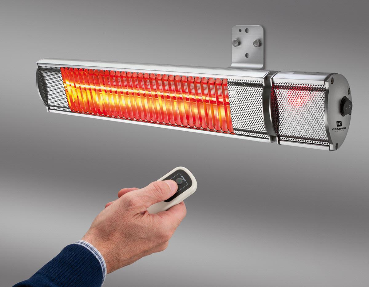 Lampada infrarossi riscaldamento kemper ip kw toolshop
