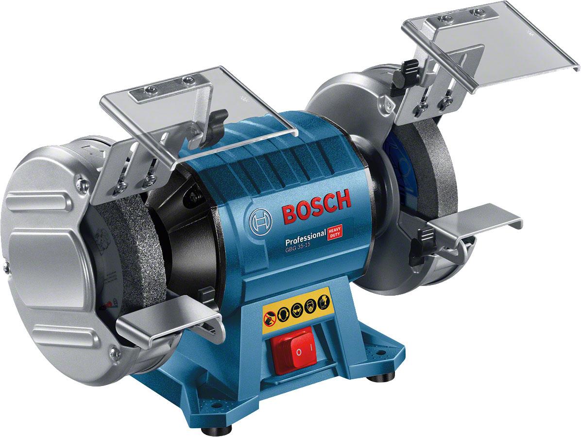 Smerigliatrice Mola Da Banco Bosch Gbg 35 15 Professional