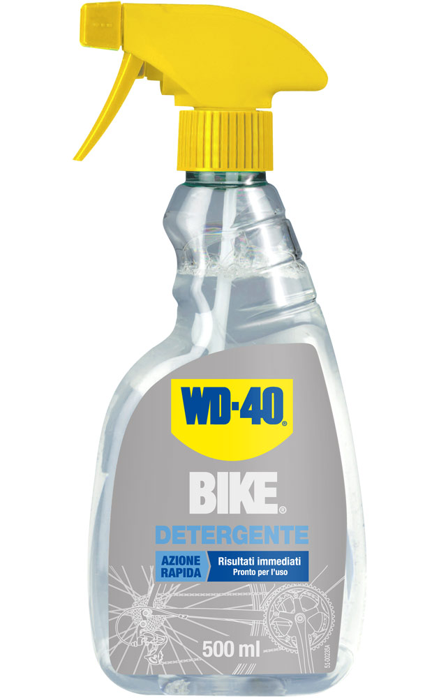 wd40 bike detergente 500ml toolshop italia. Black Bedroom Furniture Sets. Home Design Ideas