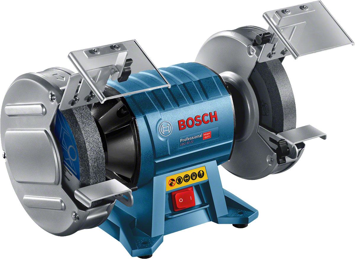 Smerigliatrice Mola Da Banco Bosch Gbg 60 20 Professional