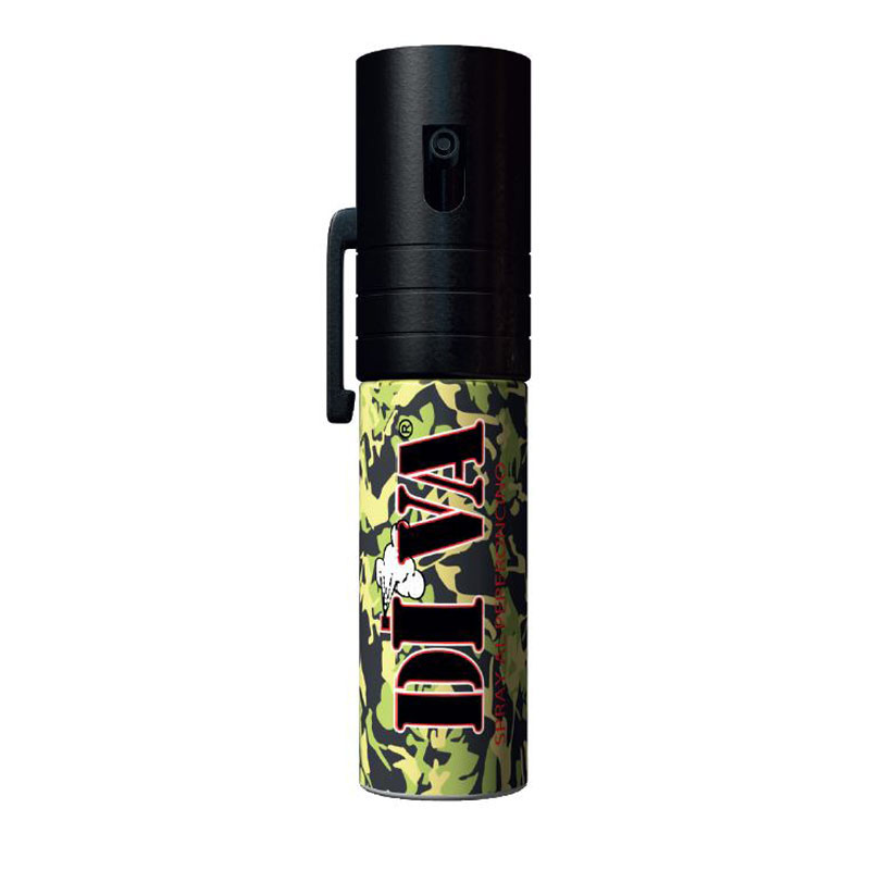 Spray peperoncino diva base camo 15ml toolshop italia - Diva spray al peperoncino ...