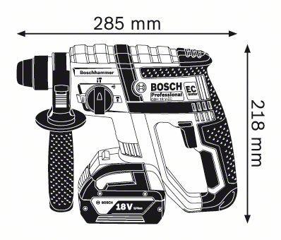 martello perforat bosch professional gbh 18 v ec set utens wiha toolshop italia. Black Bedroom Furniture Sets. Home Design Ideas