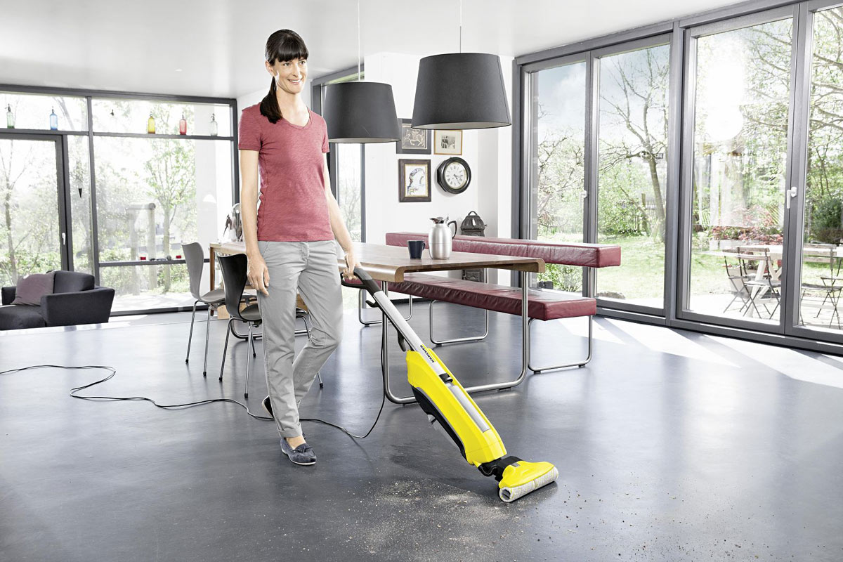 lavasciuga pavimenti karcher fc5 premium toolshop italia. Black Bedroom Furniture Sets. Home Design Ideas