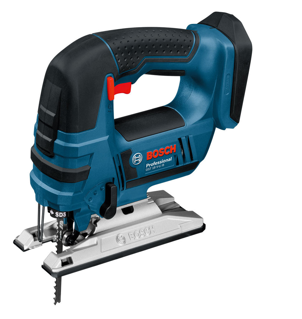 Seghetto bosch gst 18 v li b senza batterie toolshop italia for Seghetto alternativo newton